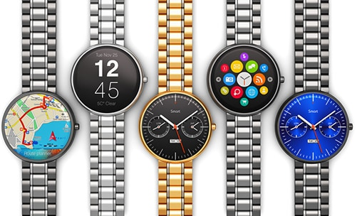 hybrid analog smartwatches