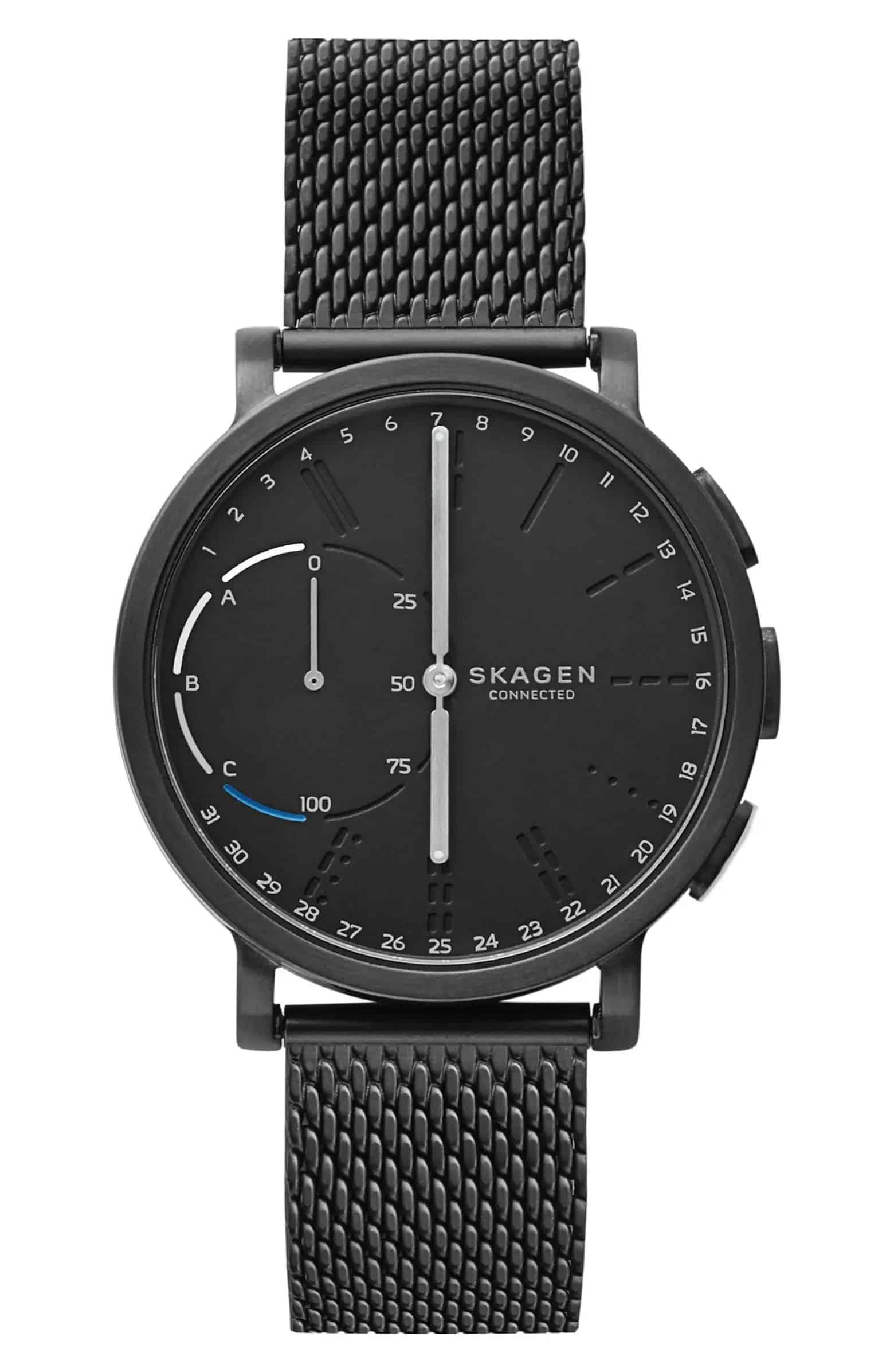 skagen connected smartwatch