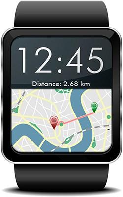 Smartwatch navigation