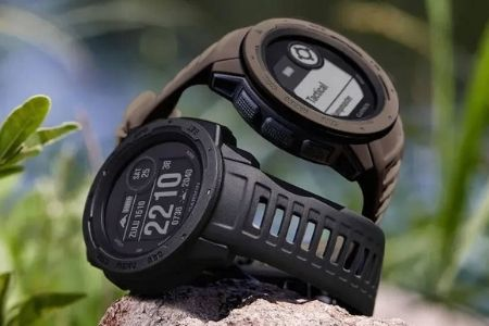 two types of tactical watch